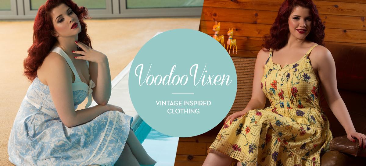 Voodoo Vixen Vintage Inspired Clothing
