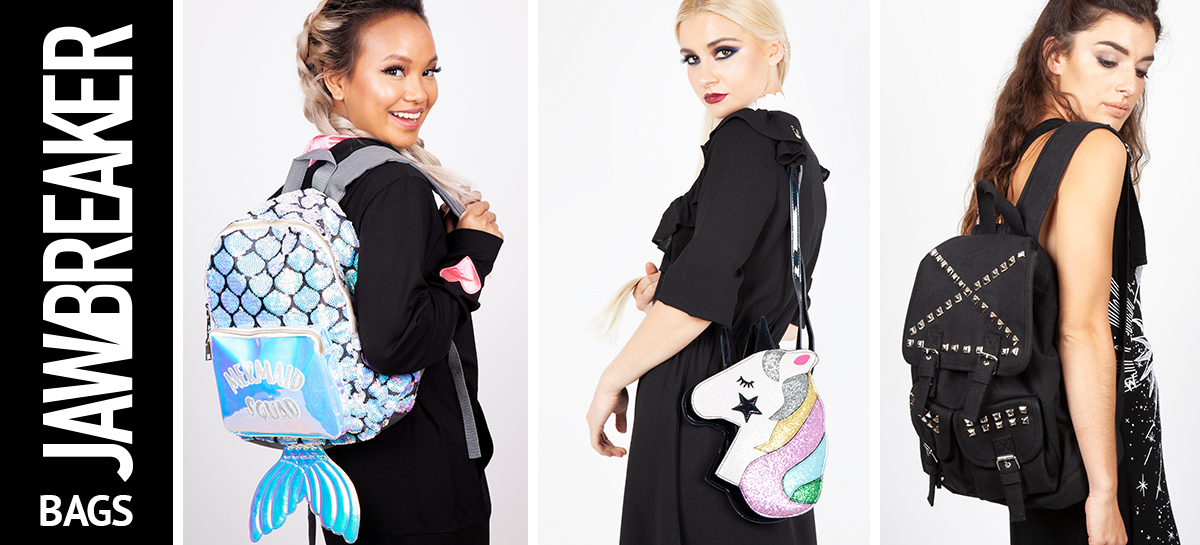 Bags by Jawbreaker
