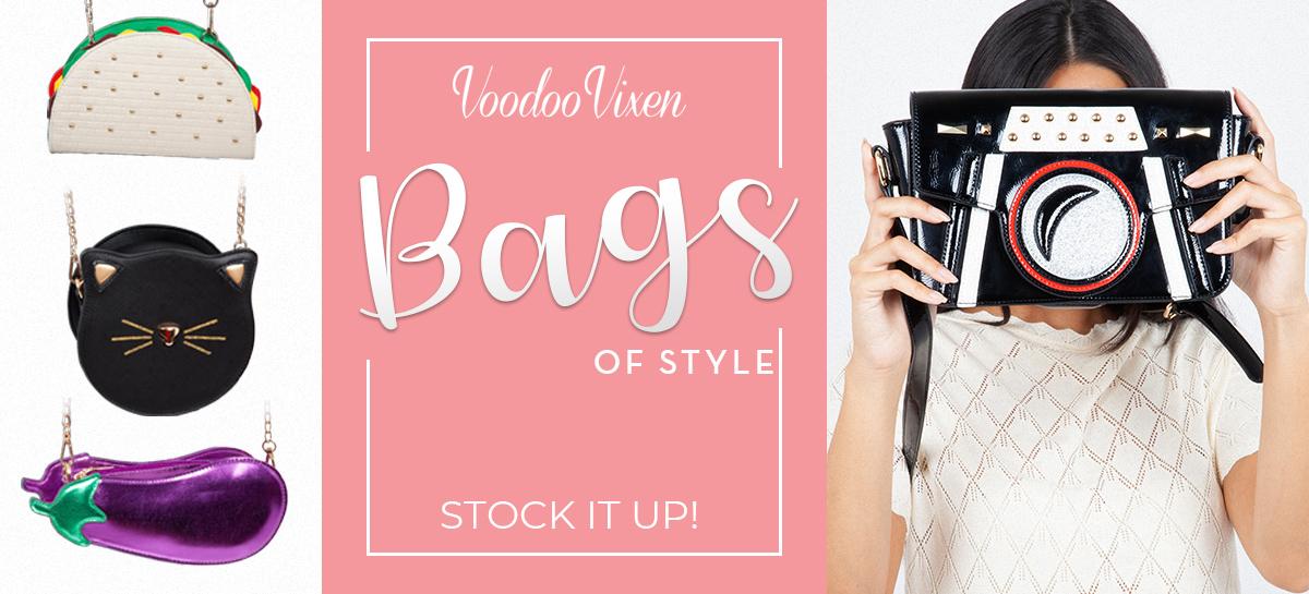 Voodoo Vixen Bags
