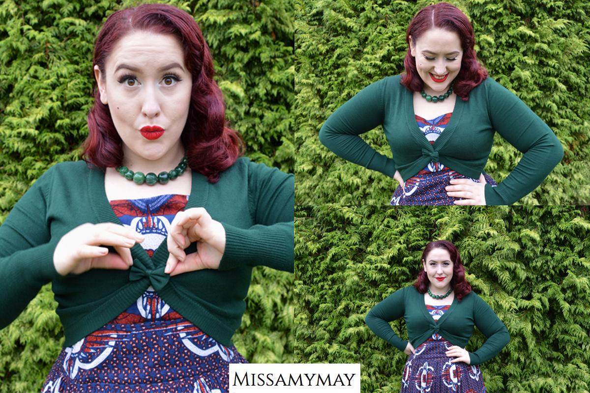 Amy May - Elle crop Cardigan