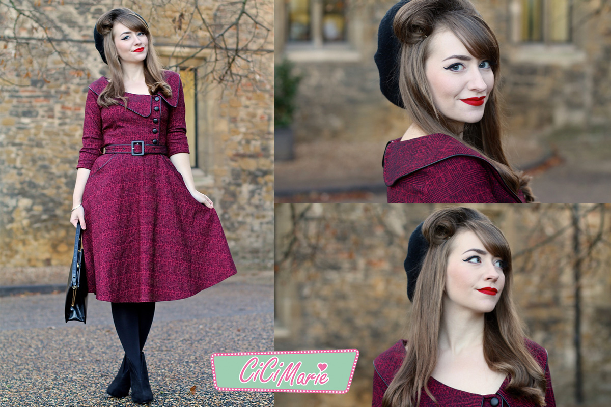 Cici Marie Lily Dress by Voodoo Vixen