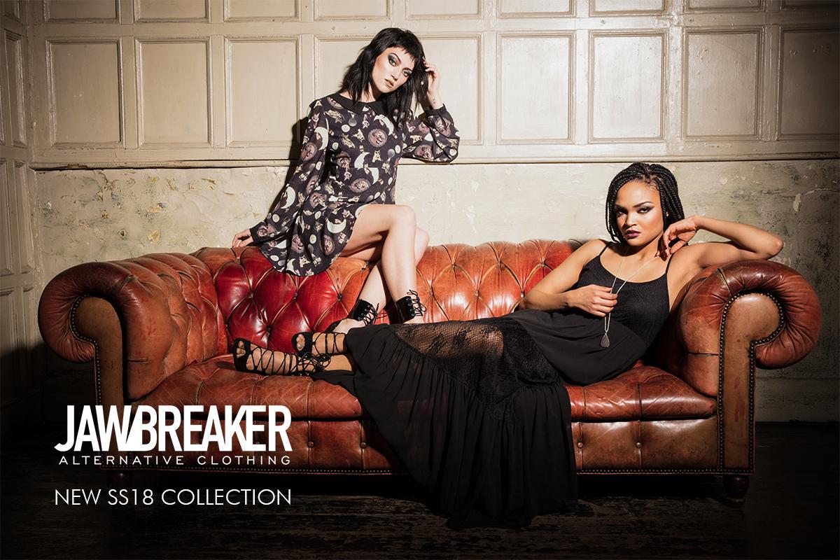 Jawbreaker Lookbook SS18