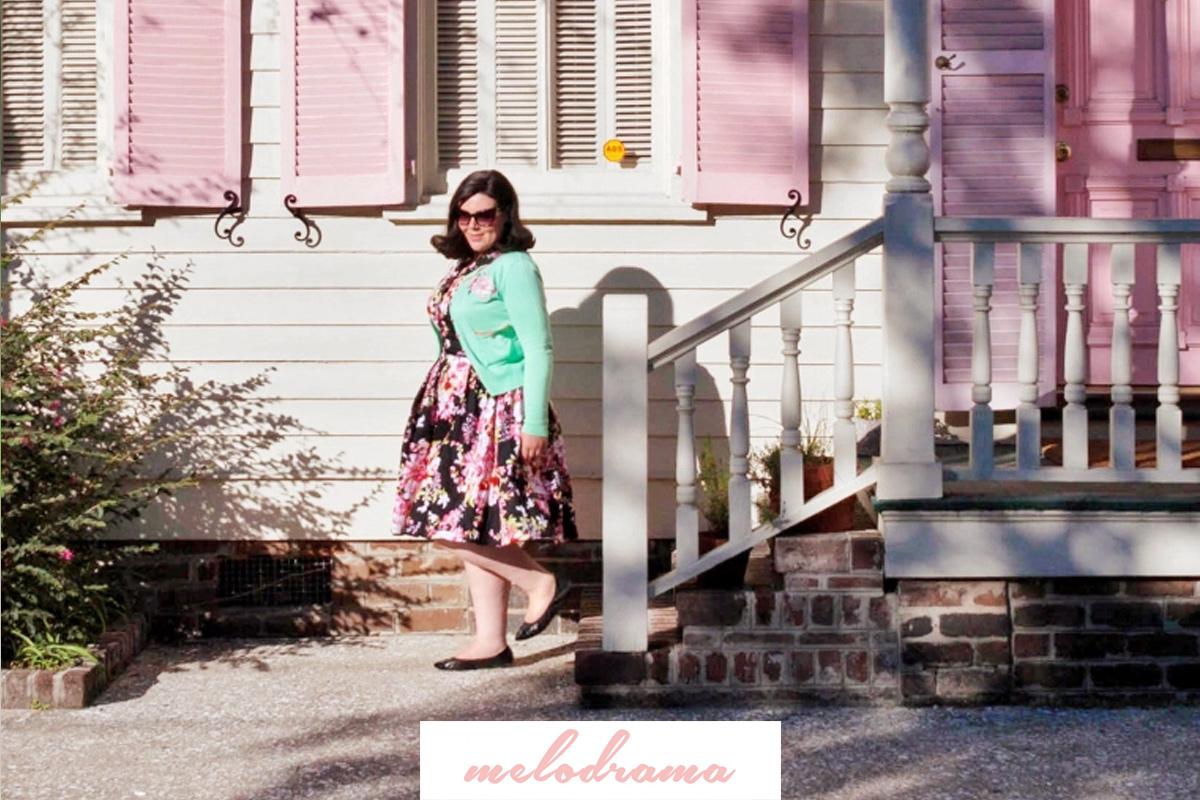 Melodrama - Tilly Dress by Voodoo Vixen