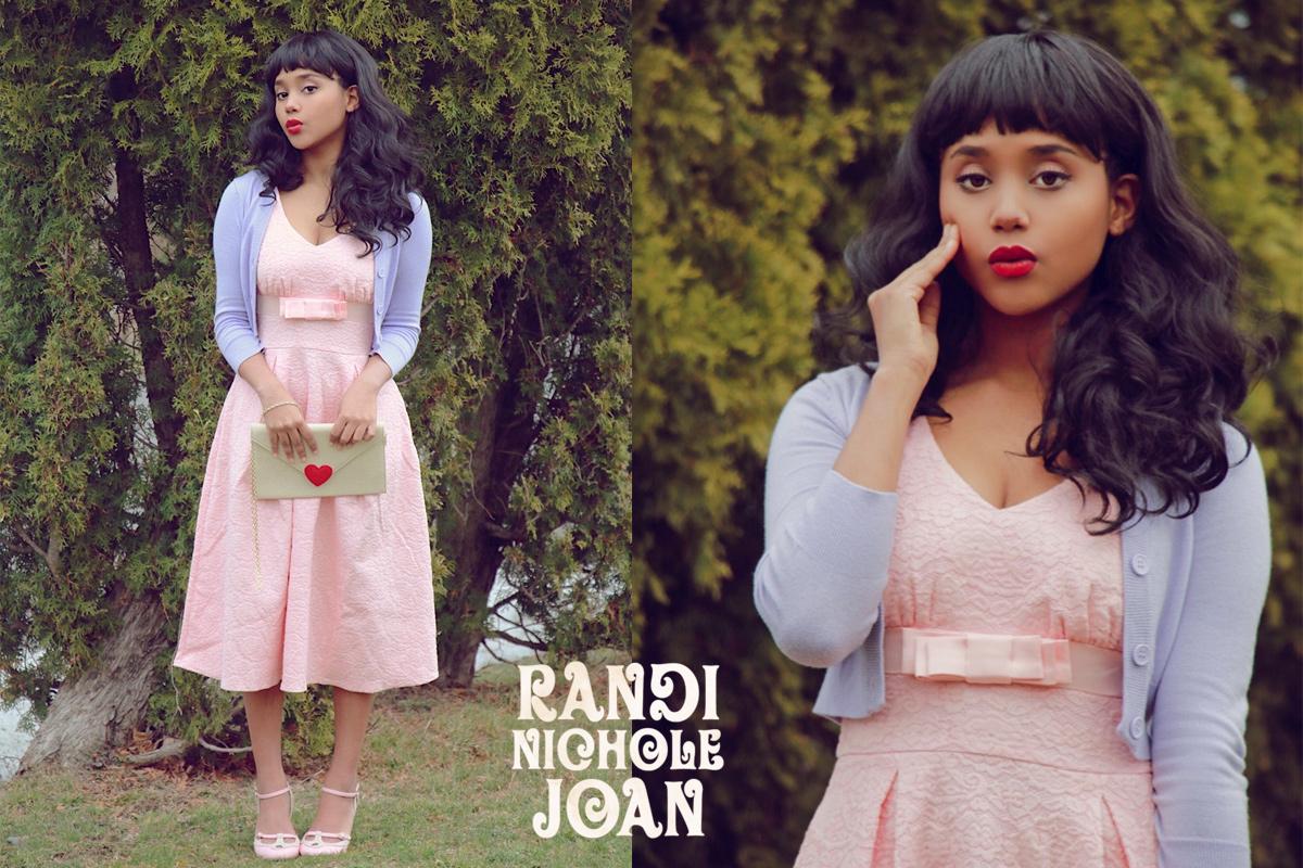 Randi Nicole - Lauren Dress by Voodoo Vixen