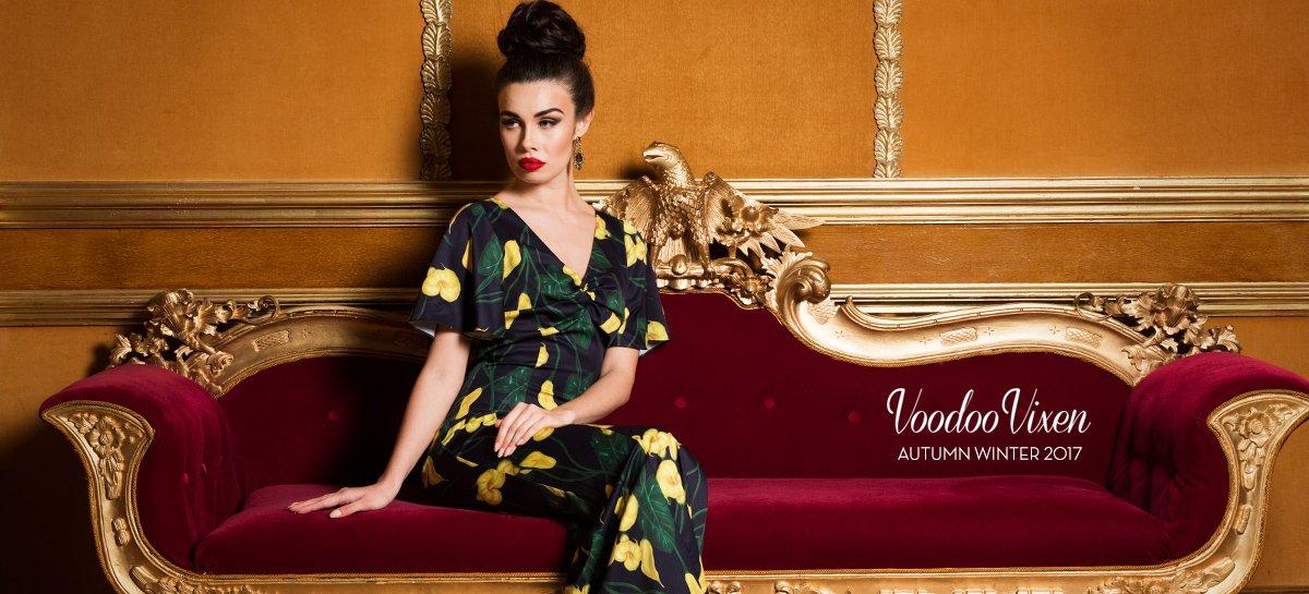 Voodoo Vixen - Vintage Inspired Clothing