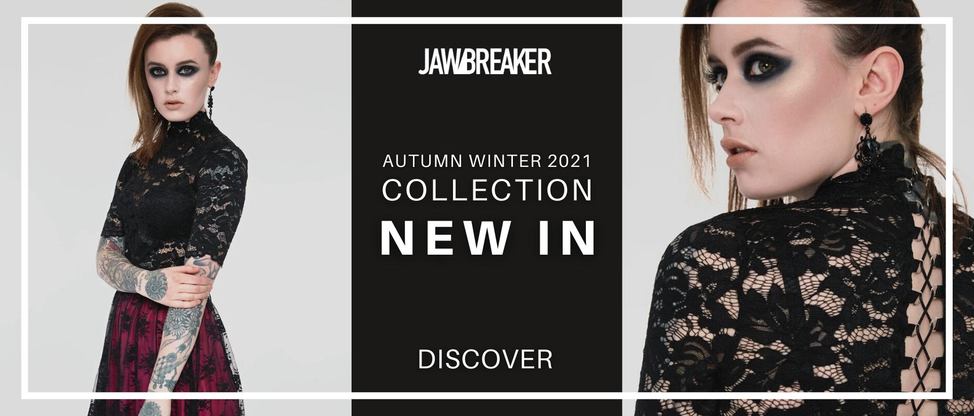 Jawbreaker NEW IN